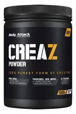 Jetzt auch in Pulverform - Das neue CREAZ® Powder