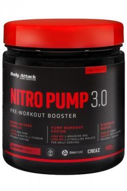 NEU Nitro Pump 3.0 – Lass Deine Muskeln stärker & massiver werden