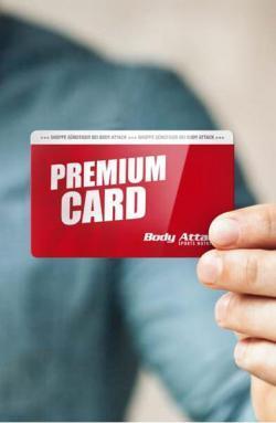 Premiumcard für treue Kunden