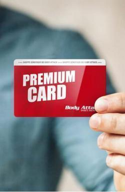 Die neue Premium Card !