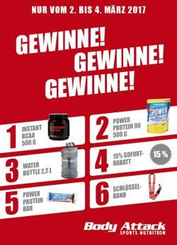 Body Attack Schwabing dreht am Rad! Gewinne, Gewinne, Gewinne!!!