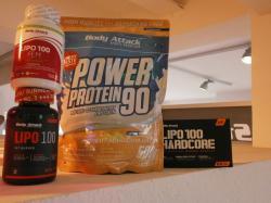 Bei uns bekommt Ihr Euer Fett weg! LIPO + gratis Protein