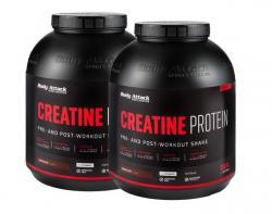 Creatine Protein im Doppelpack