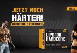 LIPO 100-HARDCORE - 60 Caps Neue Rezeptur
