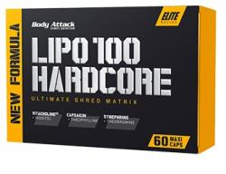 Lipo 100 HARDCORE - Neue Formel!