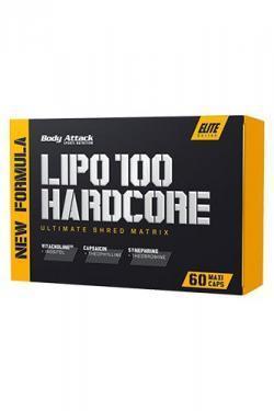 LIPO 100 HARDCORE mit verbesserter Formel
