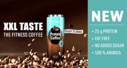 New in Cologne: XXL Taste - The Protein Fitness Coffee - 250ml