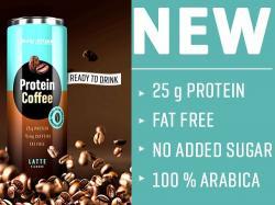 Endlich da: Protein - Coffee mit 25g Protein!