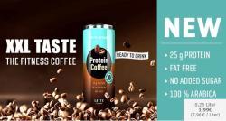 Protein Cofffee von Body Attack - Jetzt neu!