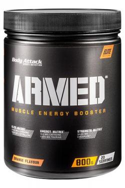 Neu in Köln: ARMED der ultimative all-in-one Pre Workout Booster