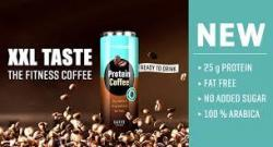 Endlich da Protein Coffee
