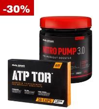 Super-Pump-Duo: Nitro Pump 3.0 + ATP-Tor im Angebot!