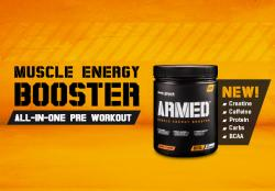 Muscle Energy Booster - Body Attack ARMED