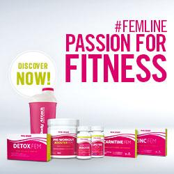 #FEMLINE by Body Attack