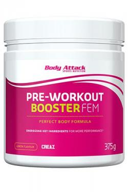 BRANDNEU - Pure Energie - Pre-Workout Booster FEM