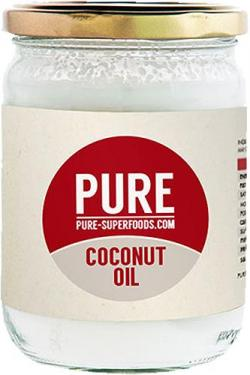 Der Alleskönner - Pure-Superfoods Coconut Oil