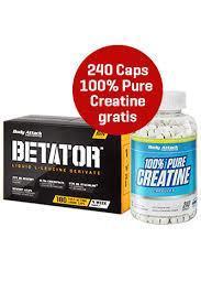 Betator Creatin gratis dazu
