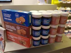 Protein Cookies + neue Sorten Protein-Aufstrich!!!