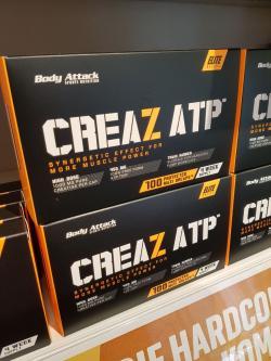 +++ NEU CREAZ ATP +++