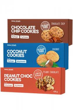 Jetzt neu - Low Sugar Cookies - 115g !