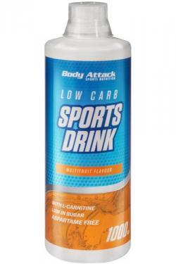 +++ AKTION +++ GRATIS LOW CARB SPORTS DRINK AB 29 € EINKAUFSWERT!