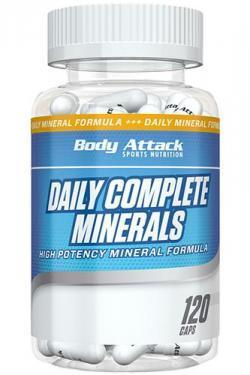 NEU Daily Complete  Minerals!