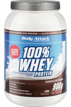 100% Whey Protein - jetzt auch in Chocolate Brownie
