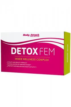 NEU in der FEMLINE! Detox FEM