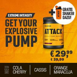 Attack²: neue Sorten + GRATIS Shaker!