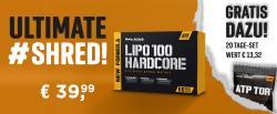 Lipo Hardcore kaufen und ATP geschenkt