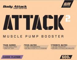 NEU: ATTACK² - 600g in 3 neuen Geschmäckern!