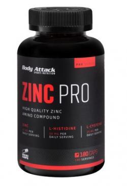 Für deine Gesundheit: Zinc PRO!