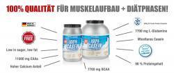 Neue Body Attack Casein Geschmäcker!!