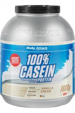 Body Attack 100% Casein Protein in 3 neuen Sommer-Sorten!