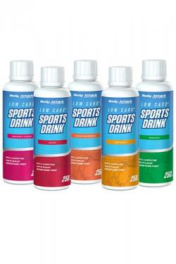 Low Carb Sports Drink jetzt auch in 250 ml