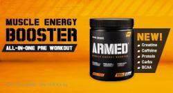 ARMED - Der neue Booster von Body Attack