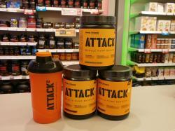 Attack2 plus GRATIS Shaker