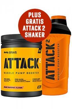 ATTACK 2 - 600g + SHAKER