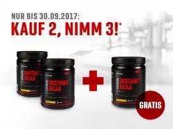 NUR FÜR KURZE ZEIT: INSTANT BCAA KAUF 2, NIMM 3!