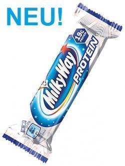 Neu: Milkyway - Protein!