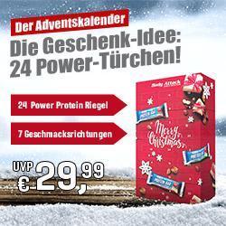 +++ Advent Advent++ Adventskalender Body Attack