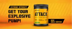 Booster Attack2 – AKTION GRATIS Shaker !!!