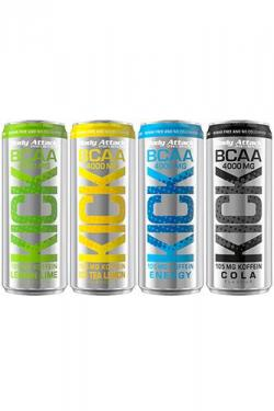 BCAA Kick - Die leckere Fitness-Erfrischung
