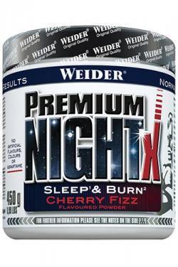 NEU im Shop: Weider Premium Night und Testosteron Support