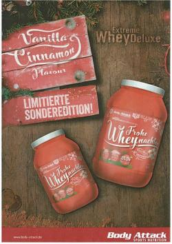 Limited Edition - Extreme Weihnachts-Whey