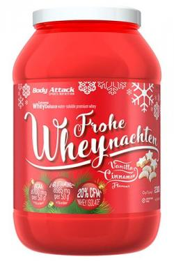*Whey Limited Weihnachtsedition*