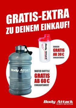 Gratis-Extra zu deinem Einkauf in Schnelsen !!!
