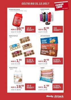 Premium-Card-Angebot im Monat Dezember