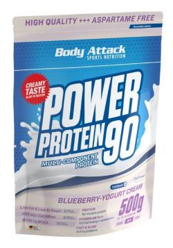 Neu!!! Power Protein 90 Blueberry-Yoghurt Cream