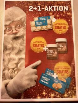 Geschenke Geschenke!!! 2+1 GRATIS Weihnachts-Aktion!!!